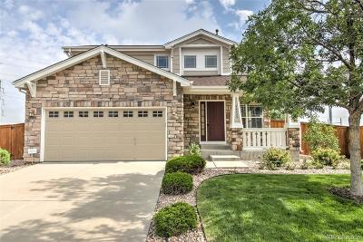 Aurora Single Family Home Under Contract: 24505 East Wagon Trail Avenue