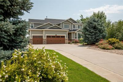 Windsor Single Family Home Under Contract: 8809 Longs Peak Circle