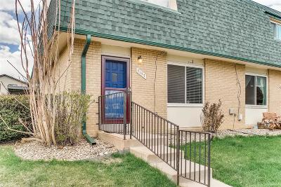 Littleton Condo/Townhouse Under Contract: 7177 South Webster Street
