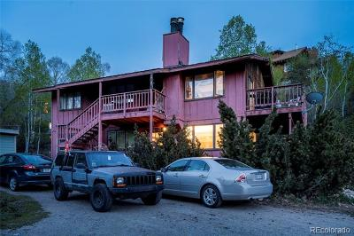 Steamboat Springs Single Family Home Active: 2560 Cortina Lane