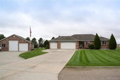 Mead Single Family Home Under Contract: 202 Grand View Circle