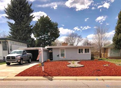 Denver Single Family Home Active: 3035 Glencoe Street