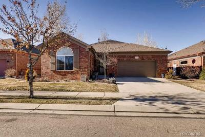 Longmont Single Family Home Under Contract: 3527 Boxelder Drive