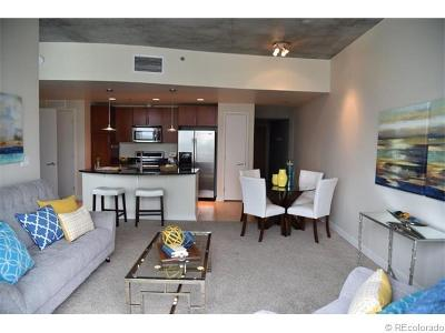 Denver CO Condo/Townhouse Sold: $425,000