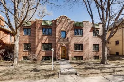 Condo/Townhouse Under Contract: 1342 Milwaukee Street #4