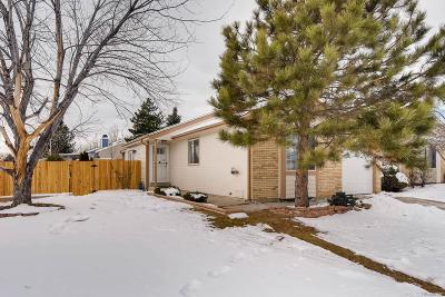 Westminster Single Family Home Active: 5602 West 77th Avenue