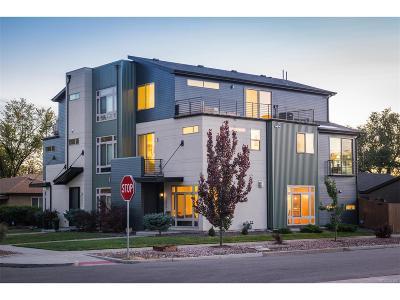 Denver Condo/Townhouse Active: 2055 Osceola Street
