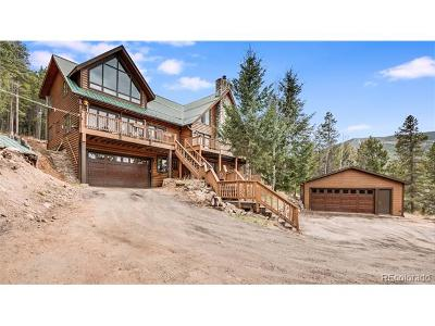 Conifer Single Family Home Active: 8750 London Lane