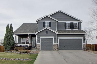 Longmont Single Family Home Active: 1982 Lochmore Drive