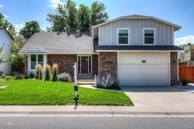 Englewood Single Family Home Active: 5983 South Jamaica Way