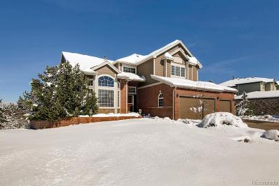 Castle Pines CO Single Family Home Under Contract: $625,000
