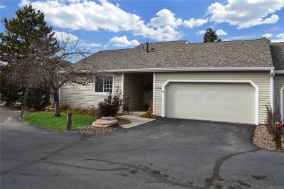 Arapahoe County Condo/Townhouse Active: 13952 East Linvale Place