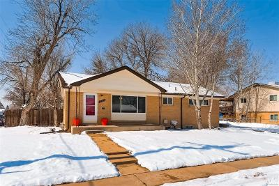 Northglenn Single Family Home Under Contract: 11411 Downing Street