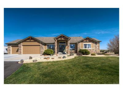 Parker Single Family Home Under Contract: 3076 Deer Creek Ranch Loop