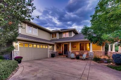 Boulder Single Family Home Under Contract: 4010 Nevis Street