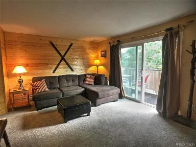 Summit County Condo/Townhouse Active: 933 Straight Creek Drive #201