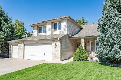 Littleton Single Family Home Under Contract: 6406 South Urban Court