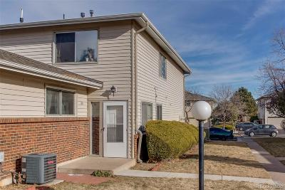 Lakewood Condo/Townhouse Active: 3351 South Field Street #119