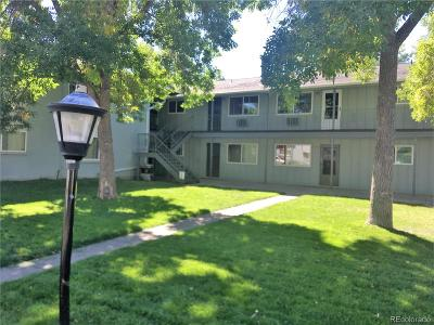 Lakewood Condo/Townhouse Active: 2595 South Sheridan Boulevard #14