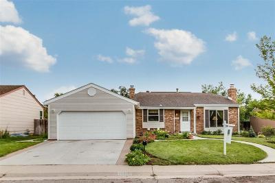 Centennial Single Family Home Active: 17110 East Progress Circle