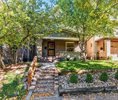 Denver Single Family Home Under Contract: 1370 York Street #1
