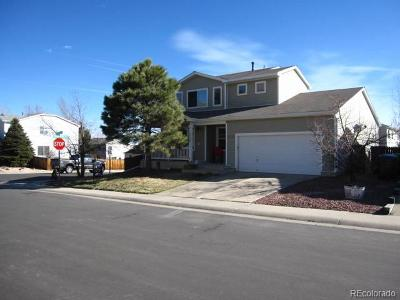 Littleton Single Family Home Active: 7190 Pine Hills Way