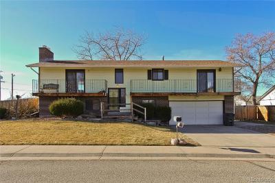 Arvada Single Family Home Active: 6879 Benton Court
