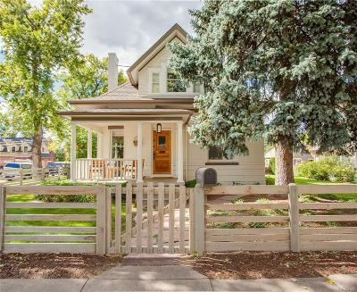 Single Family Home Under Contract: 1789 South Pennsylvania Street