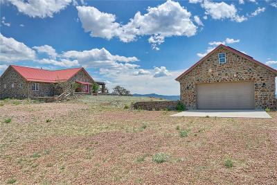Single Family Home Active: 5798 Black Mountain Road