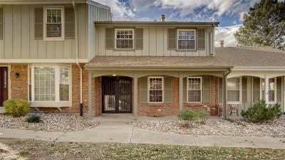 Centennial Condo/Townhouse Under Contract: 2464 East Fremont Court