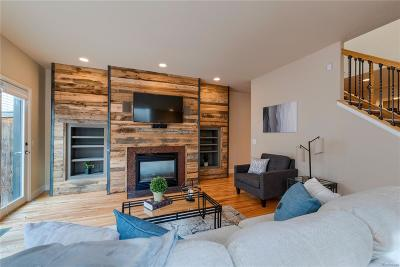 Denver Condo/Townhouse Active: 123 Harrison Street