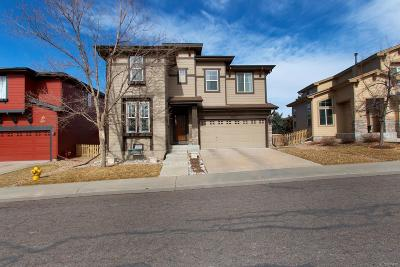 Highlands Ranch CO Single Family Home Under Contract: $465,000