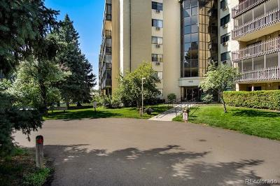 Aurora Condo/Townhouse Active: 14102 East Linvale Place #107