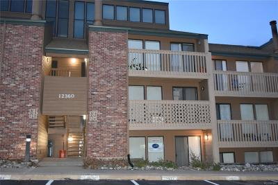 Lakewood Condo/Townhouse Under Contract: 12360 West Nevada Place #104