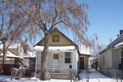 Denver Single Family Home Under Contract: 4658 Pennsylvania Street