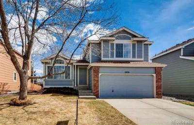 Aurora CO Single Family Home Active: $389,000