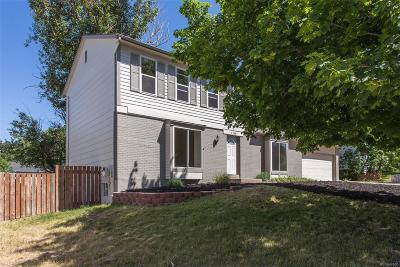 Aurora Single Family Home Active: 2366 South Dawson Way