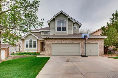 Centennial Single Family Home Under Contract: 5675 South Waco Court