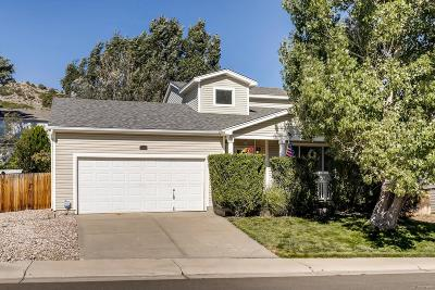 Littleton Single Family Home Active: 7223 Dome Rock Road