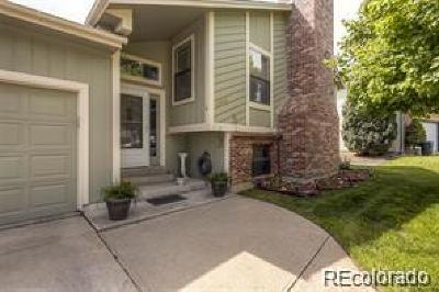 Single Family Home Active: 3566 South Telluride Way