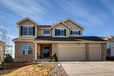 Castle Pines Single Family Home Sold: 8177 Oak Briar Way