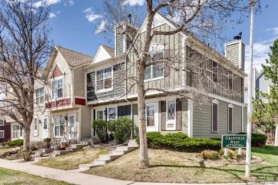 Denver Condo/Townhouse Active: 1699 South Trenton Street #158