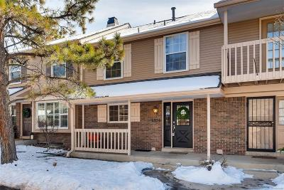 Centennial Condo/Townhouse Under Contract: 6956 East Appleton Circle