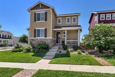Castle Rock Single Family Home Active: 3678 Cadence Drive