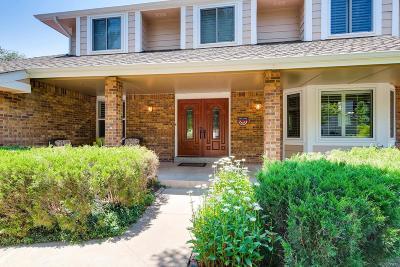 Centennial Single Family Home Active: 7815 South Niagara Way