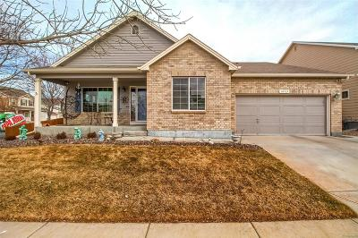 Commerce City Single Family Home Active: 10915 East 115th Place