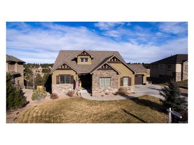 Parker Single Family Home Under Contract: 5406 Grand Fir Way