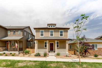 Castle Rock Single Family Home Active: 3835 Cadence Drive