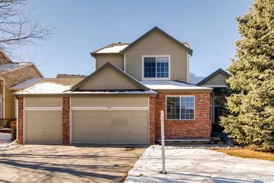 Highlands Ranch Single Family Home Under Contract: 9707 Red Oakes Drive