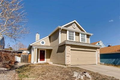 Aurora, Denver Single Family Home Active: 17761 East Bethany Drive